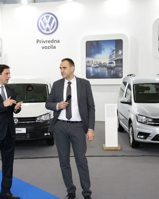 VW California VAS 2019